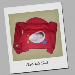 Porte bébé Saël