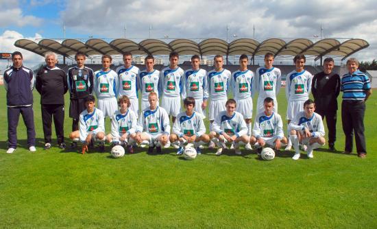 U17 Régionaux 2010/2011 Chamois Niortais