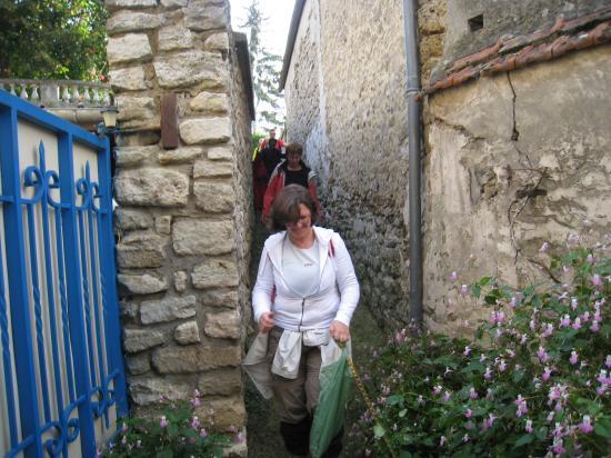 Catherine à Vétheuil