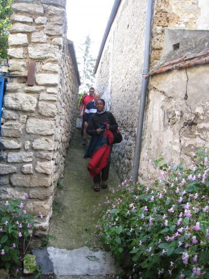 Maryse, Joseph, Richard à Vétheuil
