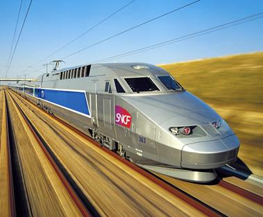 Bordeaux paris en train