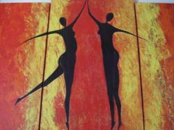 Les danseuseus