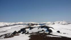 Vista desde el Cerro Colorada - Parque Lanin