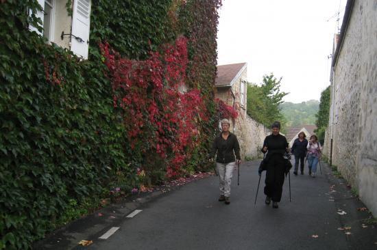 Marie-Alix, Christiane, Sylvie, Fatima