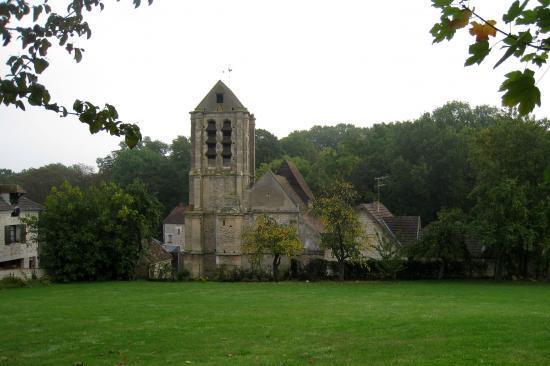 église de Vauréal Village