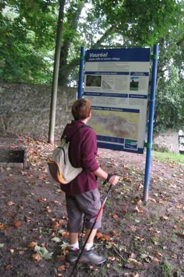 Elena au bord de l'Oise