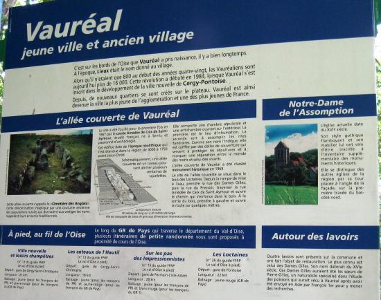 Au bord de l'Oise à Vauréal