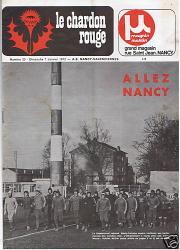 Chardon Rouge de 1973