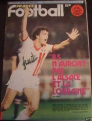 France Football de 1978