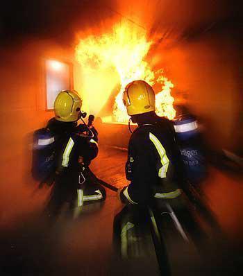 foto de Les sapeurs-pompiers volontaires de la martinique 972