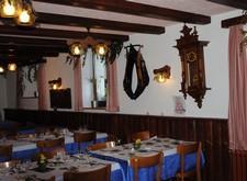 salle a manger La Gittaz