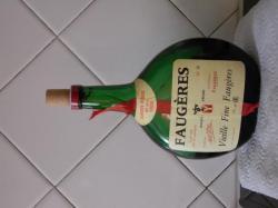 la dernière bouteille vendue par la distillerie en 1985