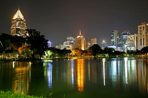 bangkok by night Thailande @hellomisterd.com