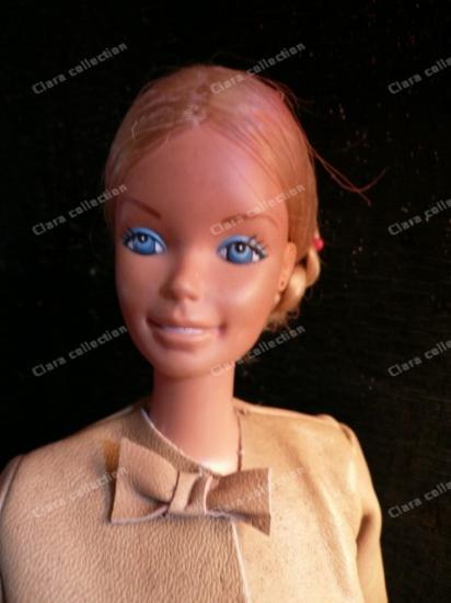 Barbie Supersize visage