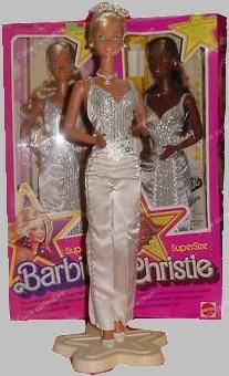 Barbie Supersize