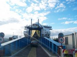 Ferry en GB