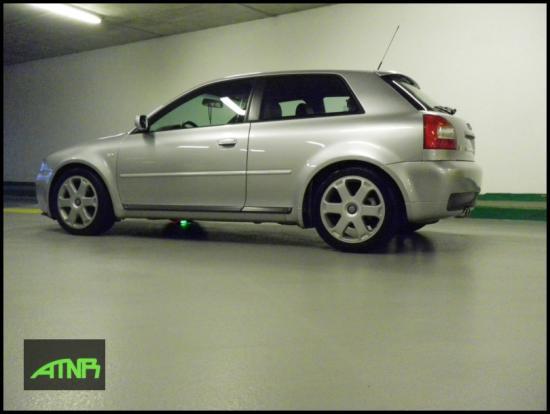 Rénovation Audi S3