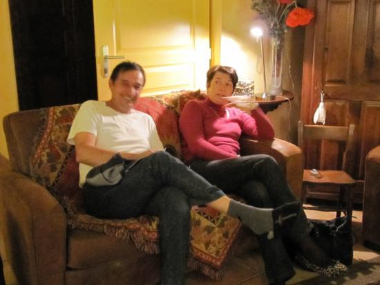 Micheline et Bernard