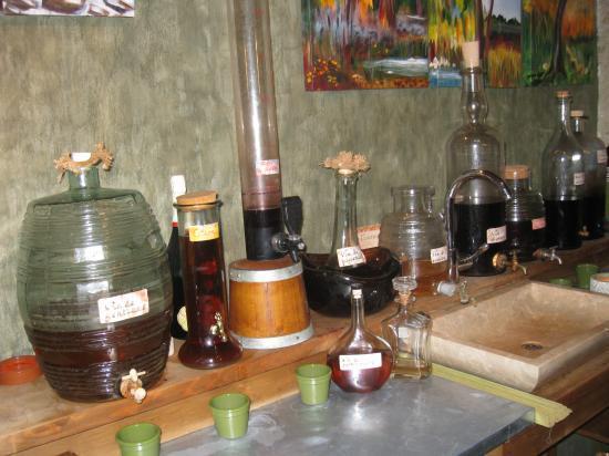 Les vins à la Vercorelle