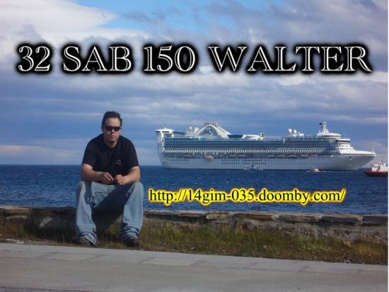 32 SAB 150 WALTER