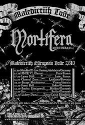 Mortifera tour 2010