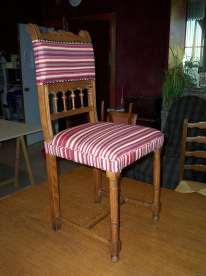 r paration chaise henri ii. Black Bedroom Furniture Sets. Home Design Ideas