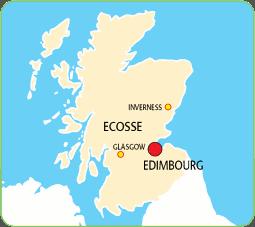 Destination Edinburgh