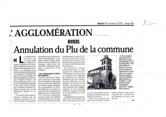 DL du 19_10_10 PLU Biviers