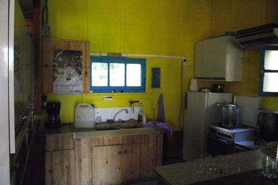 la cuisine du chalet