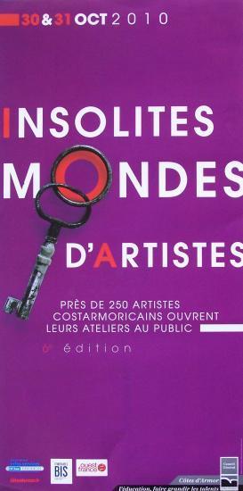 Insolites mondes d'artistes