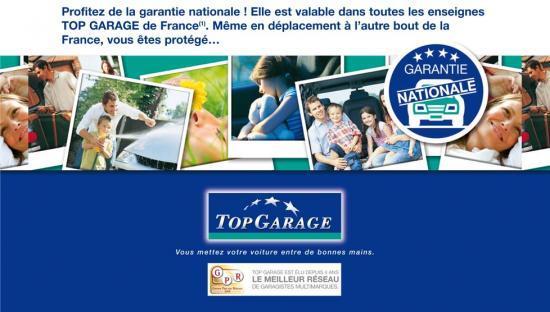 Garantie nationale for Garantie garage reparation