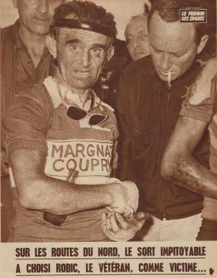 Pierre Robic en 1959