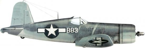 Boyington Corsair