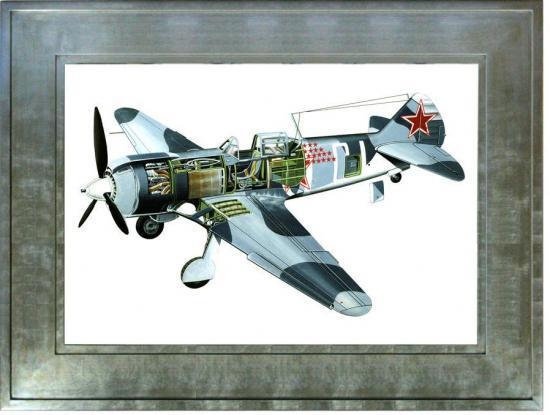 Lavotchkine La-5 Guillou