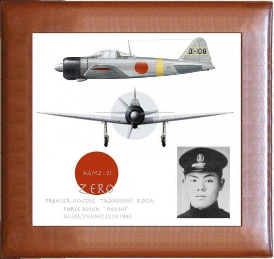 Zero A6M2 Guillou