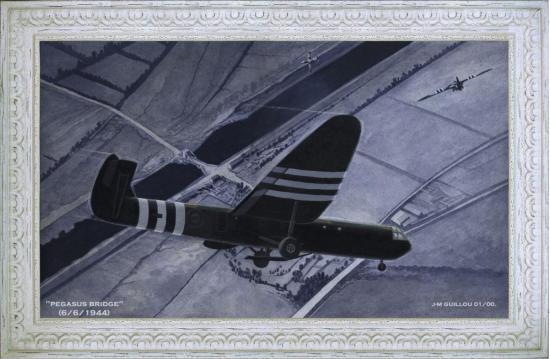 Airspeed Horsa JM Guillou