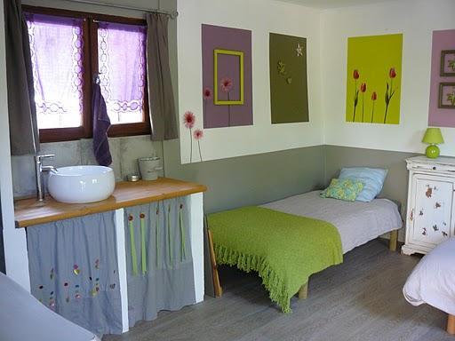 chambre d 39 h te gard uz s avignon toilettes seches petit d jeuner bio. Black Bedroom Furniture Sets. Home Design Ideas