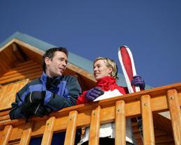 Trouver des partenaires pour faire du ski