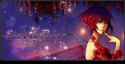 Encre de rose