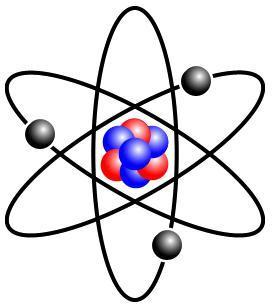 Représentation d'un atome