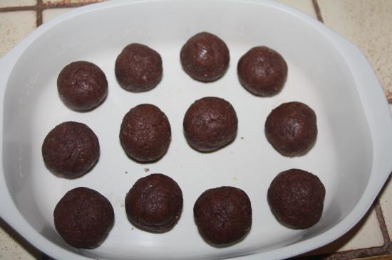 sucette chocolat blanc