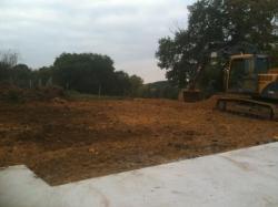 Terrassement après fondations