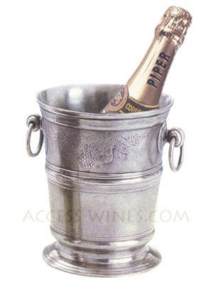 Conservation champagne années
