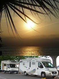 auto-caravane camping-car