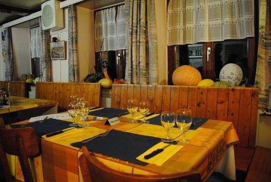 Le Café du Restaurant de La Gittaz