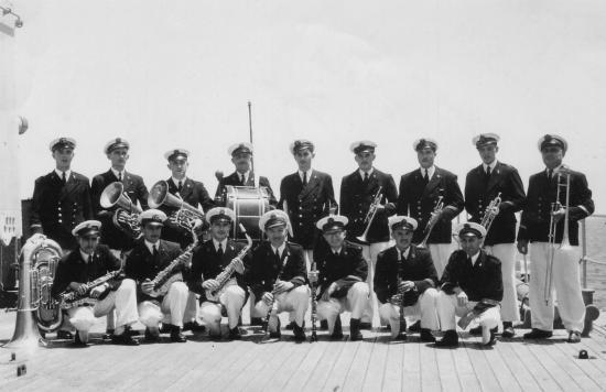 Les Musiciens de l'Equipage de la Flotte de Toulon