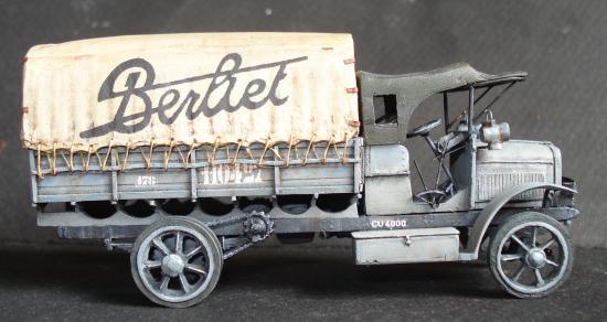 Berliet CBA 1915