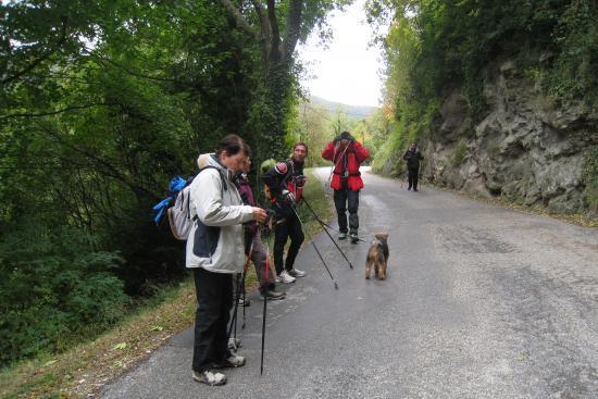 Route d'Omblèze