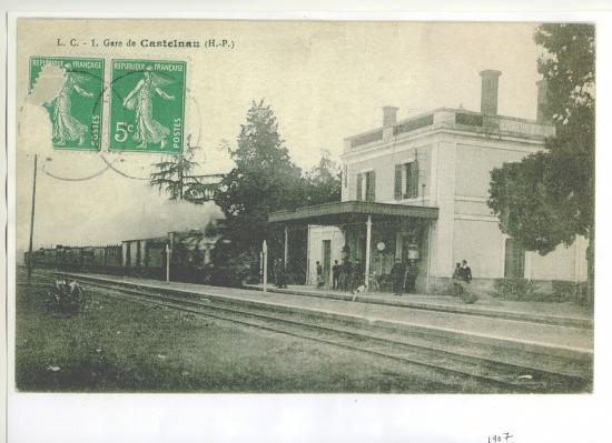 Gare de Castelnau