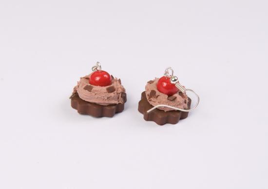 bo sablé chocolat praliné et cerise
